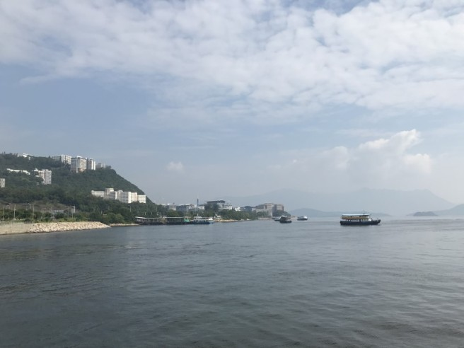 Hiking 26.8.2018 Double Haven boat trip (1)