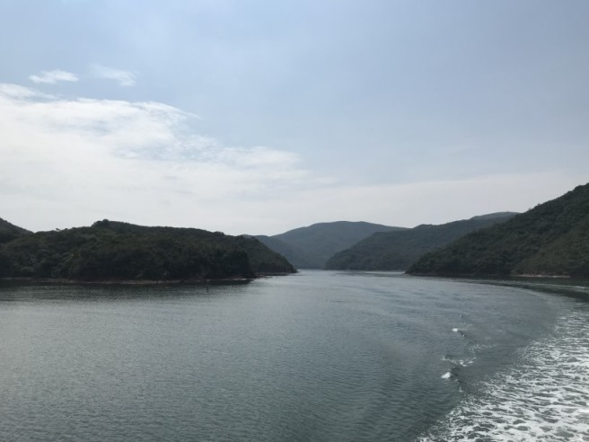 Hiking 26.8.2018 Double Haven boat trip (12)