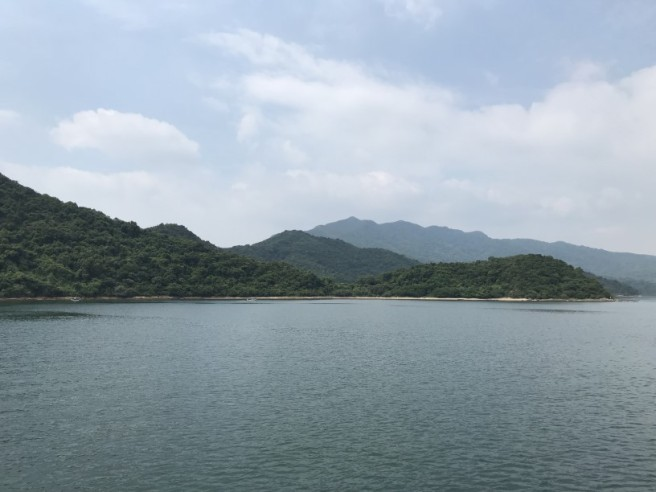 Hiking 26.8.2018 Double Haven boat trip (16)