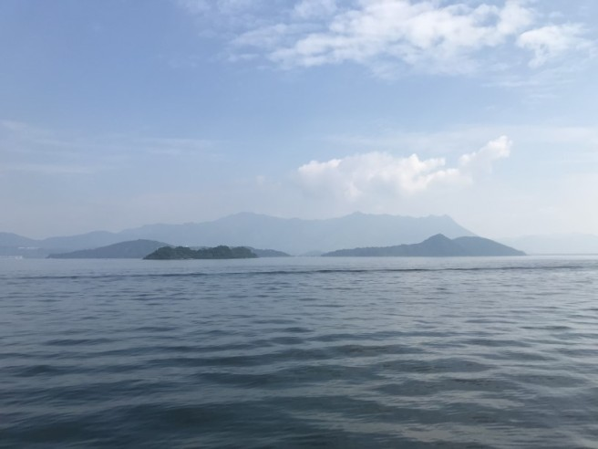 Hiking 26.8.2018 Double Haven boat trip (2)