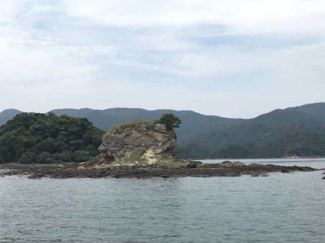 Hiking 26.8.2018 Double Haven boat trip (22)