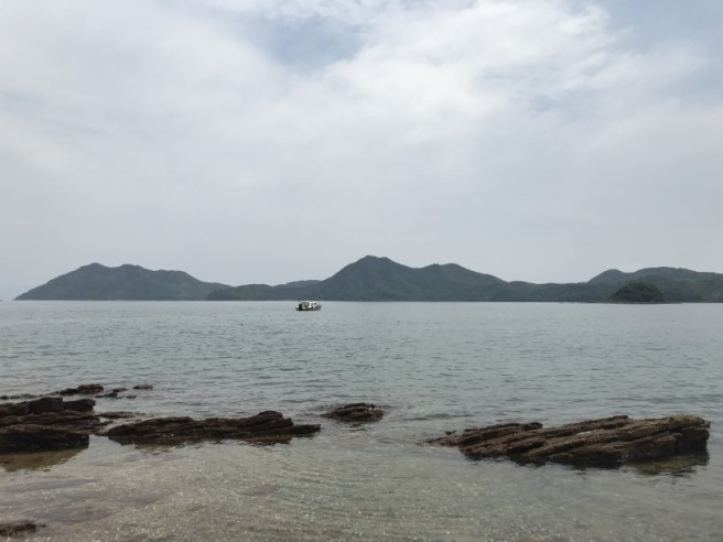 Hiking 26.8.2018 Double Haven boat trip (32)