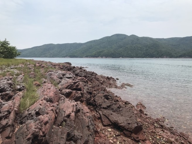 Hiking 26.8.2018 Double Haven boat trip (37)