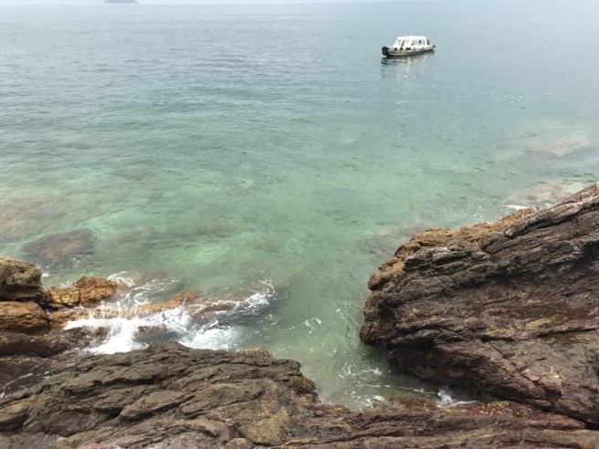 Hiking 26.8.2018 Double Haven boat trip (46)