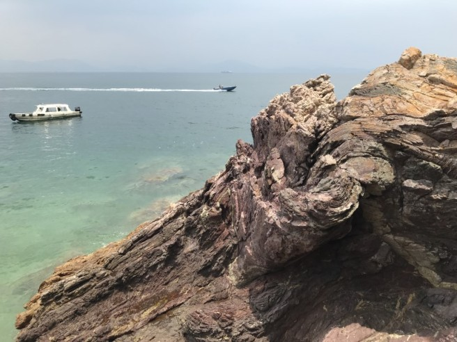 Hiking 26.8.2018 Double Haven boat trip (48)