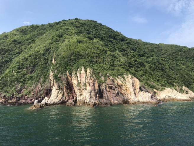 Hiking 26.8.2018 Double Haven boat trip (5)