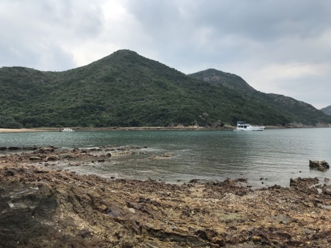 Hiking 26.8.2018 Double Haven boat trip (57)