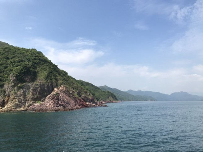 Hiking 26.8.2018 Double Haven boat trip (7)