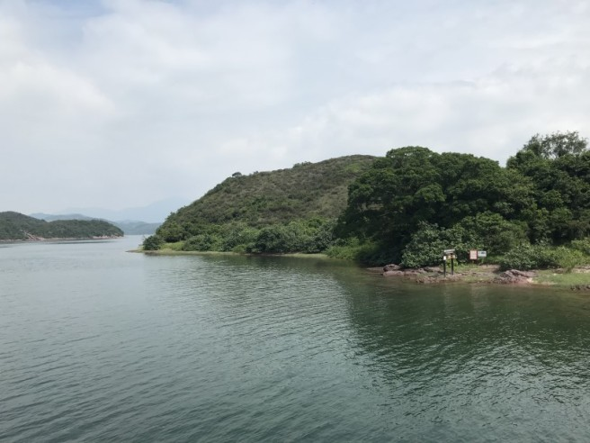 Hiking 26.8.2018 Double Haven boat trip (8)