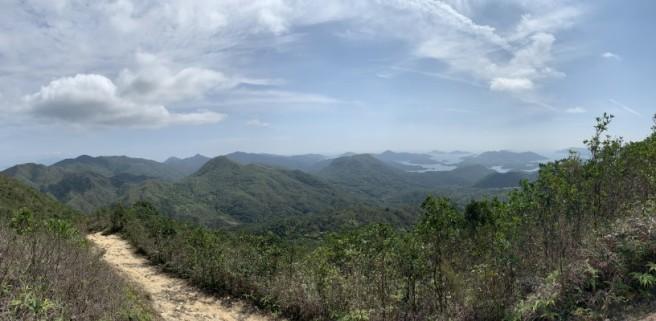 Hiking 16.2.2019 Kai Kung Shan (32)