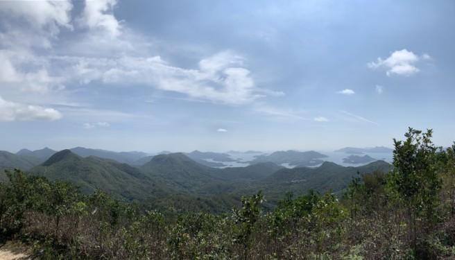 Hiking 16.2.2019 Kai Kung Shan (37)