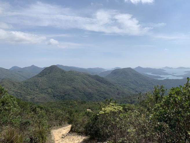 Hiking 16.2.2019 Kai Kung Shan (40)