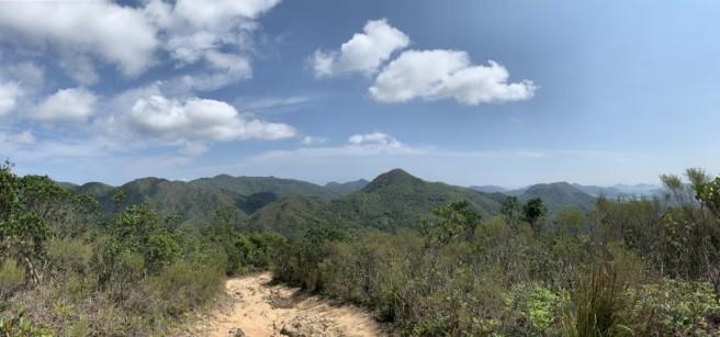 Hiking 16.2.2019 Kai Kung Shan (45)