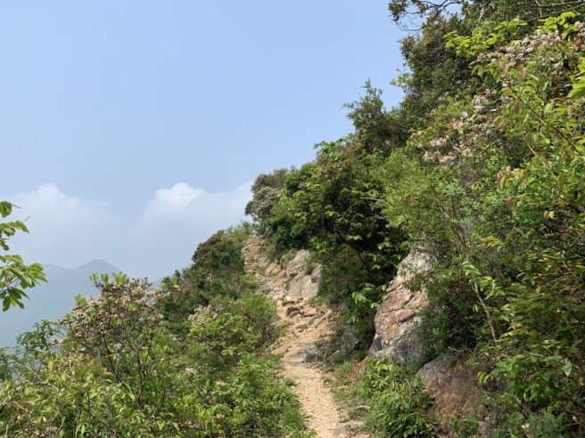 Hiking 6.4.2019 West Kau Nga Ling (10)