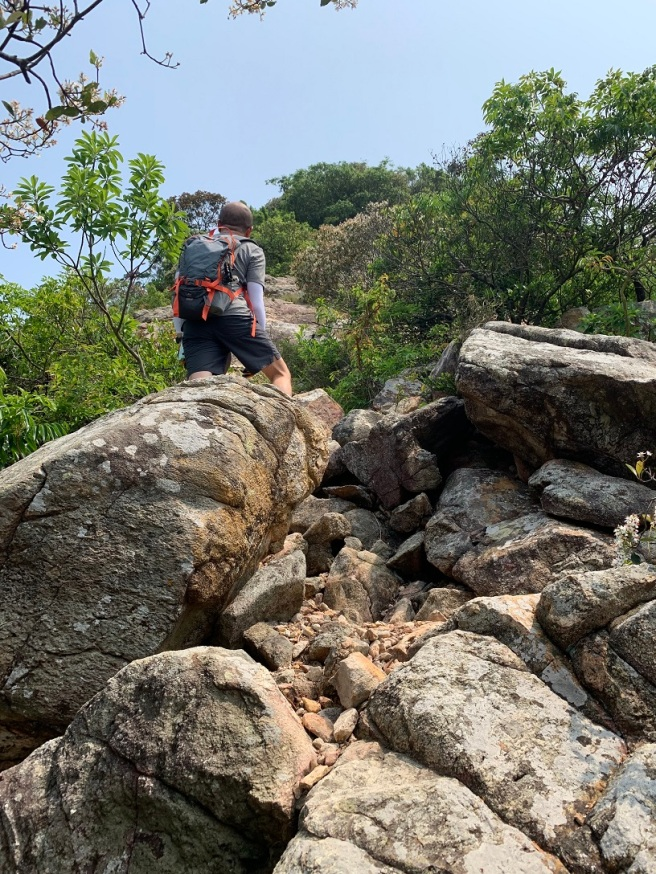 Hiking 6.4.2019 West Kau Nga Ling (14)
