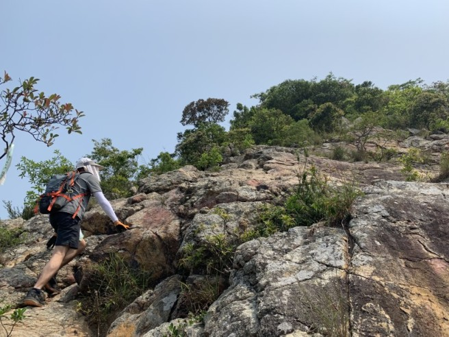 Hiking 6.4.2019 West Kau Nga Ling (15)