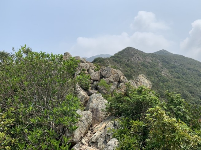 Hiking 6.4.2019 West Kau Nga Ling (20)