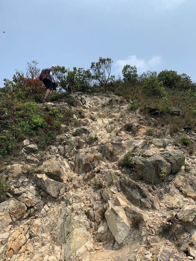 Hiking 6.4.2019 West Kau Nga Ling (27)