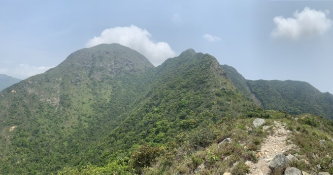 Hiking 6.4.2019 West Kau Nga Ling (29)
