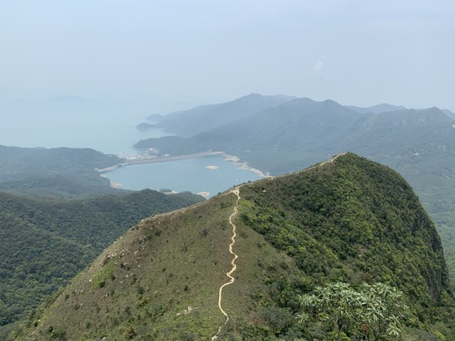 Hiking 6.4.2019 West Kau Nga Ling (34)