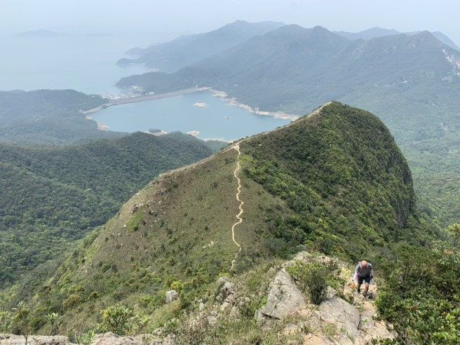 Hiking 6.4.2019 West Kau Nga Ling (36)