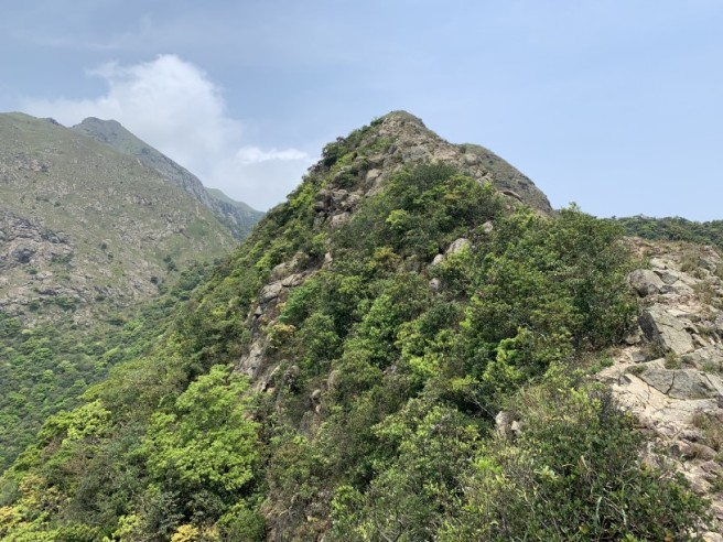 Hiking 6.4.2019 West Kau Nga Ling (40)