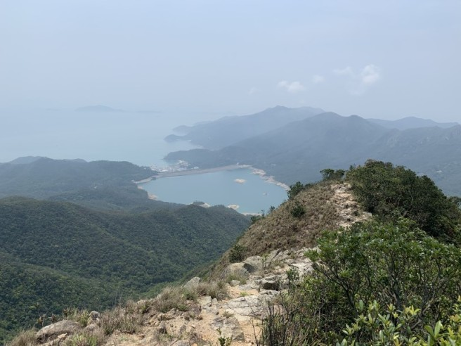 Hiking 6.4.2019 West Kau Nga Ling (41)