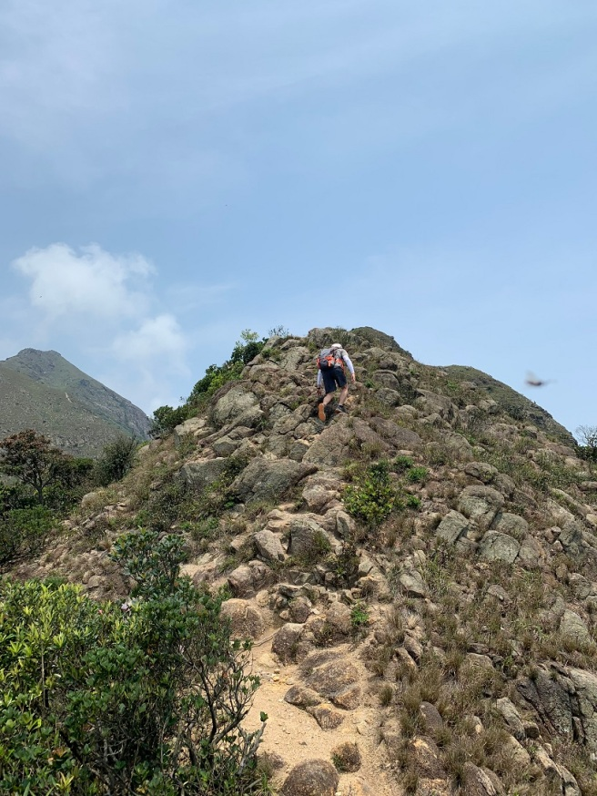 Hiking 6.4.2019 West Kau Nga Ling (42)