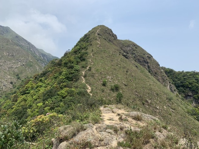 Hiking 6.4.2019 West Kau Nga Ling (45)