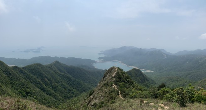 Hiking 6.4.2019 West Kau Nga Ling (46)