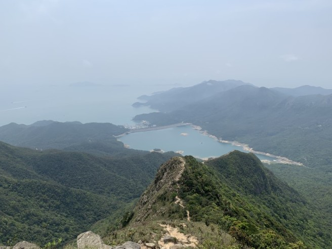 Hiking 6.4.2019 West Kau Nga Ling (47)