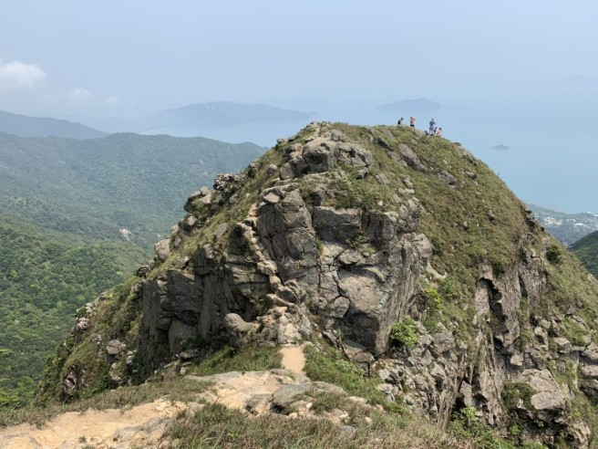 Hiking 6.4.2019 West Kau Nga Ling (48)