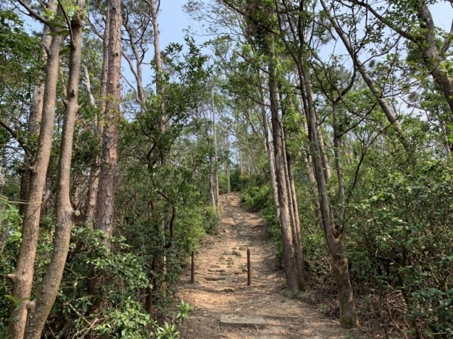 Hiking 6.4.2019 West Kau Nga Ling (5)