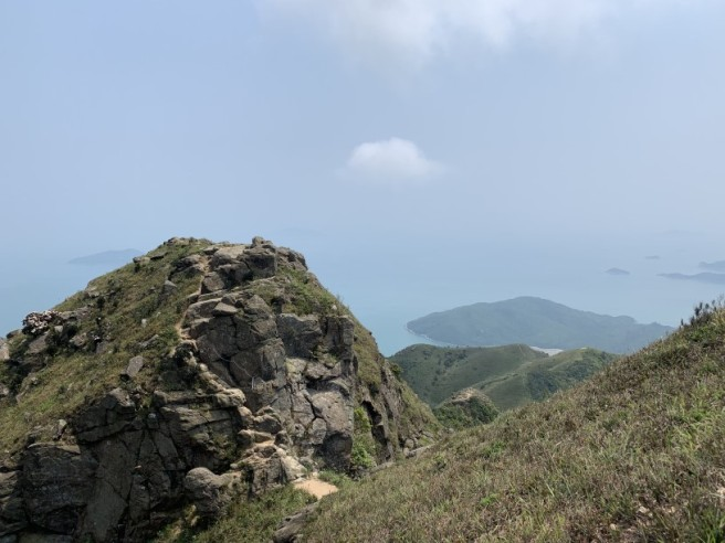 Hiking 6.4.2019 West Kau Nga Ling (50)