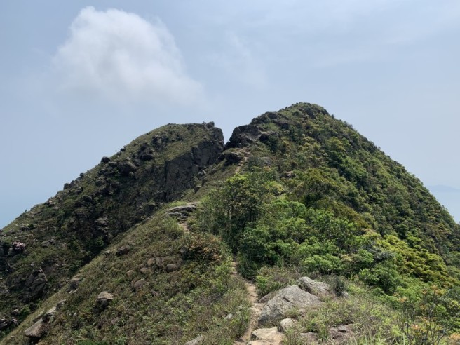 Hiking 6.4.2019 West Kau Nga Ling (52)
