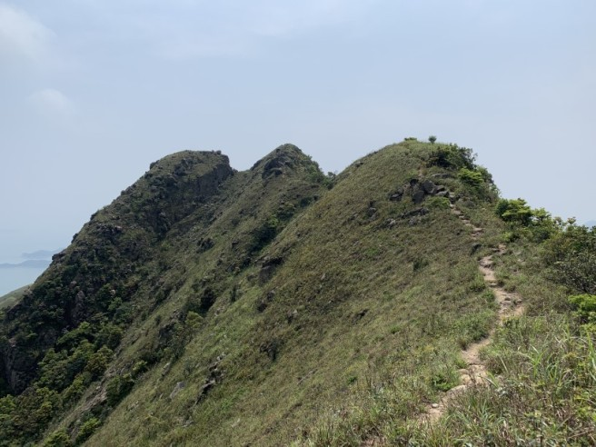 Hiking 6.4.2019 West Kau Nga Ling (53)