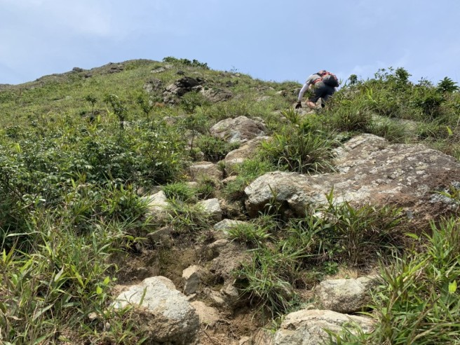Hiking 6.4.2019 West Kau Nga Ling (55)