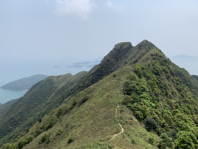 Hiking 6.4.2019 West Kau Nga Ling (56)