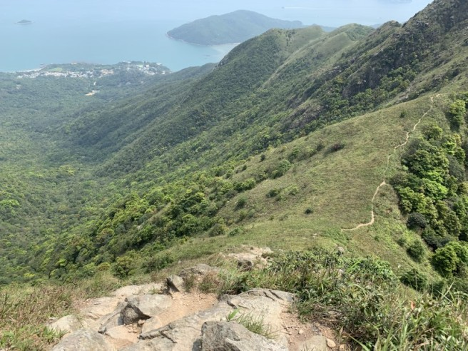 Hiking 6.4.2019 West Kau Nga Ling (60)