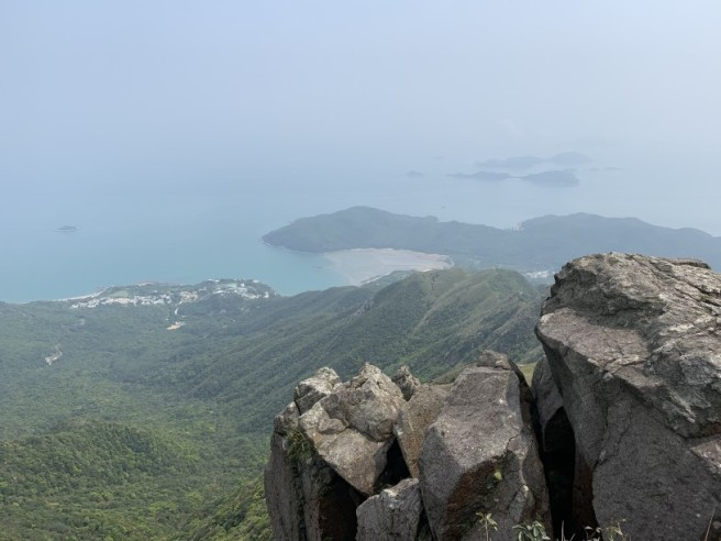 Hiking 6.4.2019 West Kau Nga Ling (66)