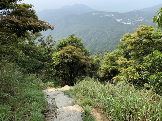 Hiking 6.4.2019 West Kau Nga Ling (68)