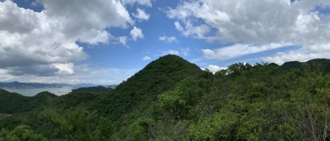 Hiking 2.6.2019 Au Pui Leng (40)
